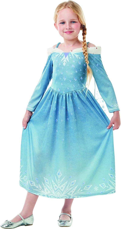Fancy Ole – Disfraz de niña Elsa Frozen Olaf para Adviento ...