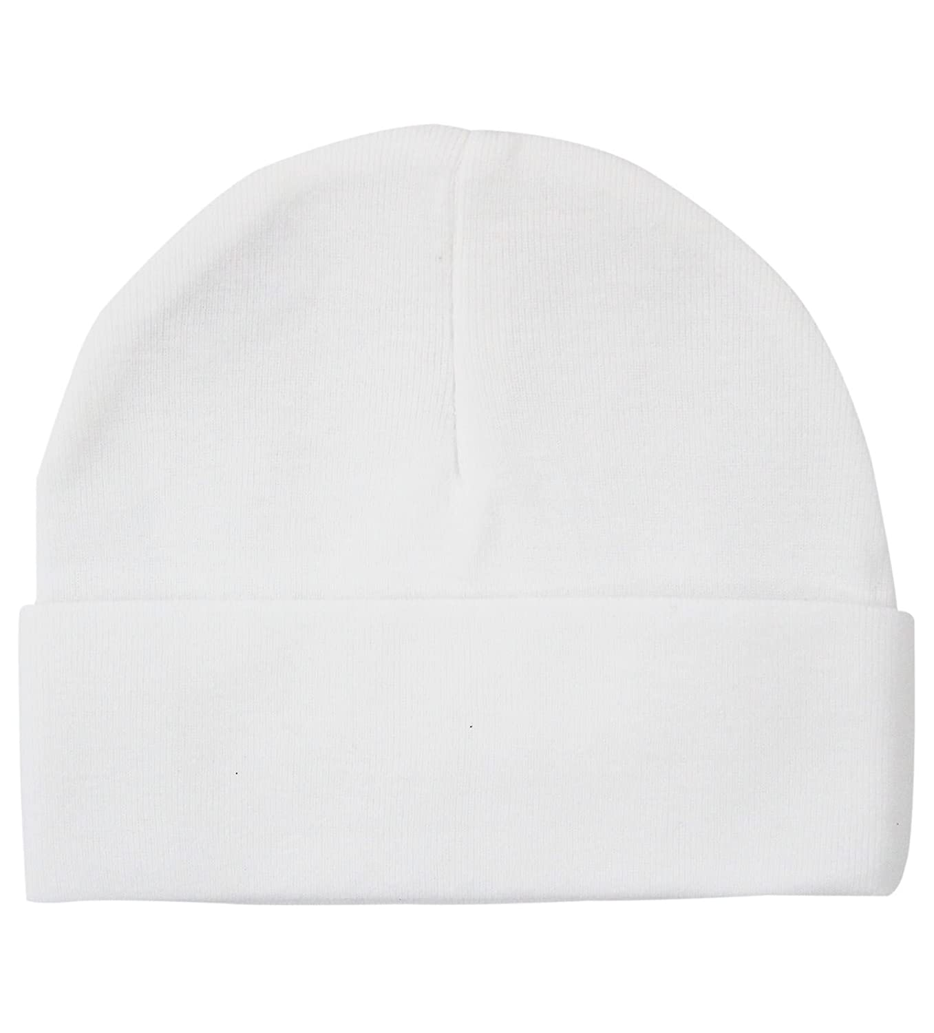 ce4c975a38d Wonderkids Baby Cap-White  Amazon.in  Clothing   Accessories