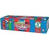 Giant Otter Pops Original 5.5 Oz 6 Flavor - 27 Ice Pops