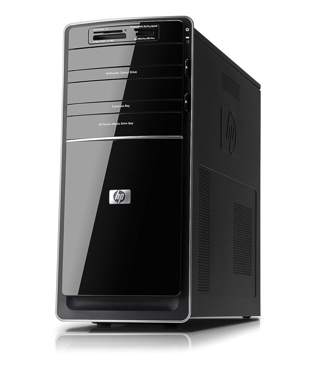 HP Pavilion p6710f PC (Black), Quad-Core, 4GB DDR3, 1TB 7200RPM Hard Drive,  Windows 7