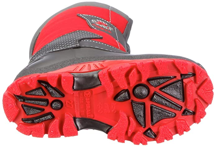 Nora Trucker 781062 - Botas de caucho para niños, color rojo, talla 23: Amazon.es: Zapatos y complementos