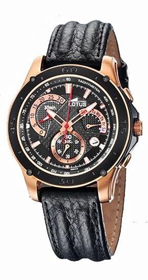 7c55a7fcddf6 Relojes Hombre Lotus Lotus Vulcano L9992 3  Amazon.es  Relojes