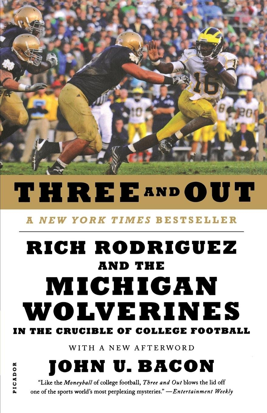Three Out Rodriguez Michigan Wolverines
