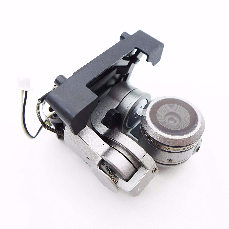 TIKSCIENCE Mavic Pro ジンバルカメラ DJI用 アセンブリ4Kビデオ交換用リペアパーツ RCドローン B07N2RG992
