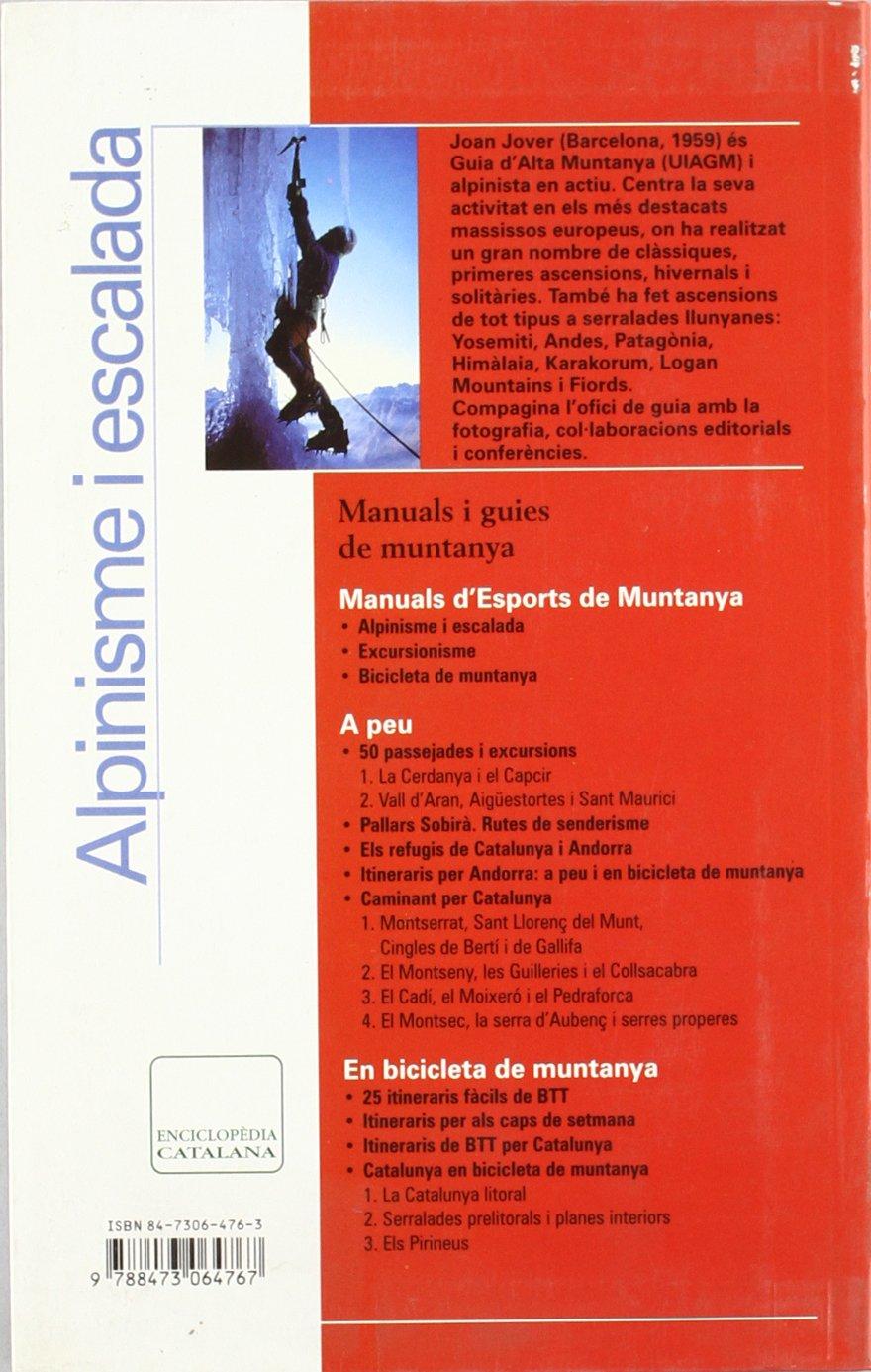 Alpinisme i escalada (Manuals dEsports de Muntanya): Amazon ...