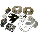 Amazon com: SSBC A130-2 Rear Drum to Disc Brake Conversion Kit