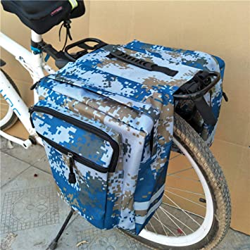 bolsa sillin MTB bicicleta montaña,35L alforjas asiento trasera ...