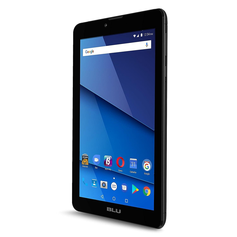 """BLU Advance A7 - Unlocked Smartphone - 7.0"""" HD Display -Black"""