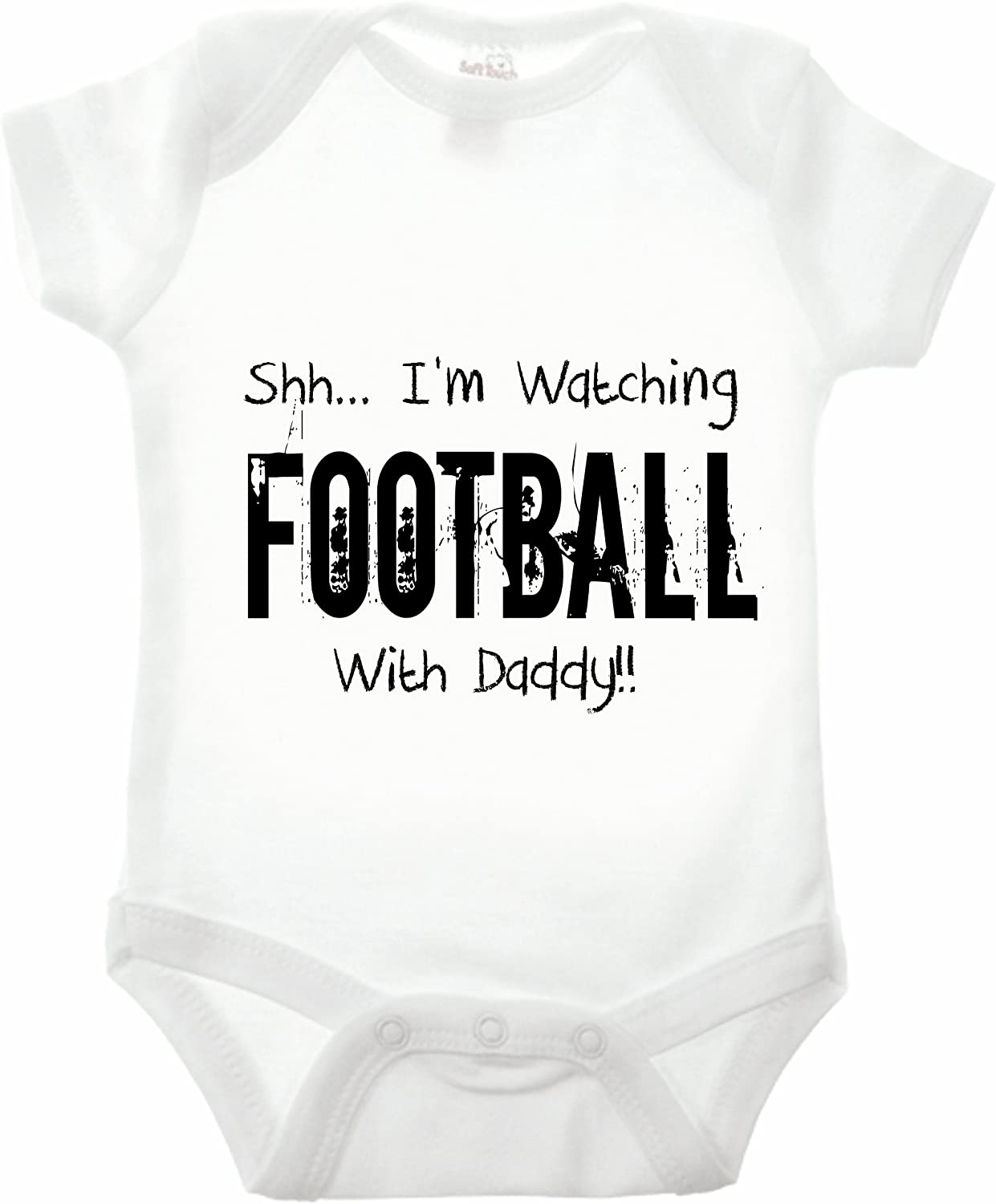 Reality Glitch Shh.Im Watching Football with Daddy Strampler