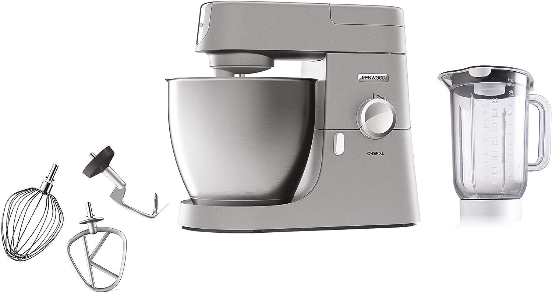 kenwood kvl4110s Robot de Cocina, 6,7 L, 1200 W, Plata, 6.7 litros ...