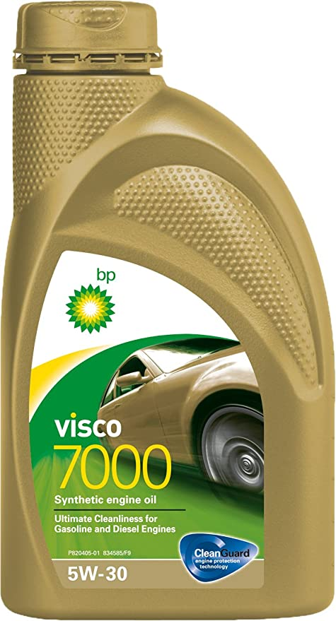BP 4010930 motorenöl visco 7000 5 W DE 30, 1 L: Amazon.es: Coche y moto