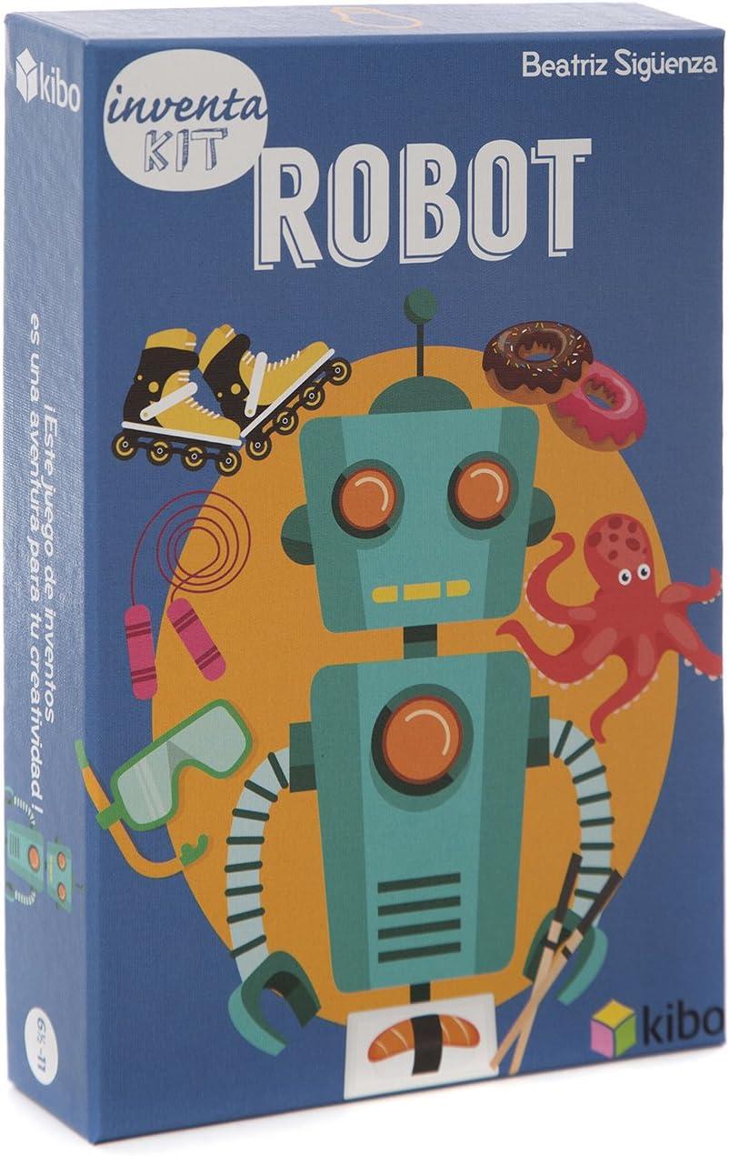 KIBO Robot - Juego Creativo de Inventos de la Colección InventaKIT: Amazon.es: Juguetes y juegos