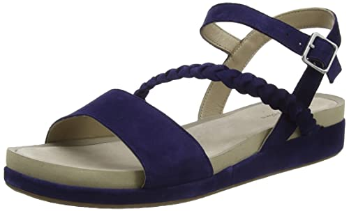 Womens Giovanna Chrysta Ankle Strap Sandals Hush Puppies QoXgijD
