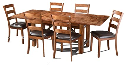 Santa Clara 6 Pc Dining Set (38 X 70 84)