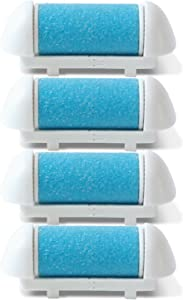 Replacement Rollers for 2015 Callus Remover by ToiletTree Products. 4 pack (4 pack)