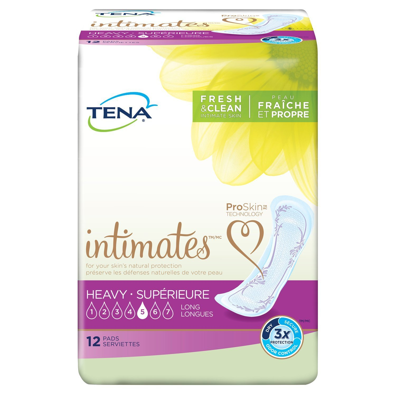 Amazon.com: TENA Intimates Incontinence Pads for Women Pack of 14: Health & Personal Care