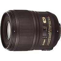 Nikon AF-S Micro 60mm F2.8 G - Objetivo con Montura para Nikon (Distancia Focal Fija 50mm, Apertura f/2.8)