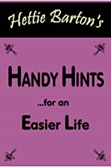 Handy Hints for an Easier Life (Hettie Barton BusyBody) Kindle Edition