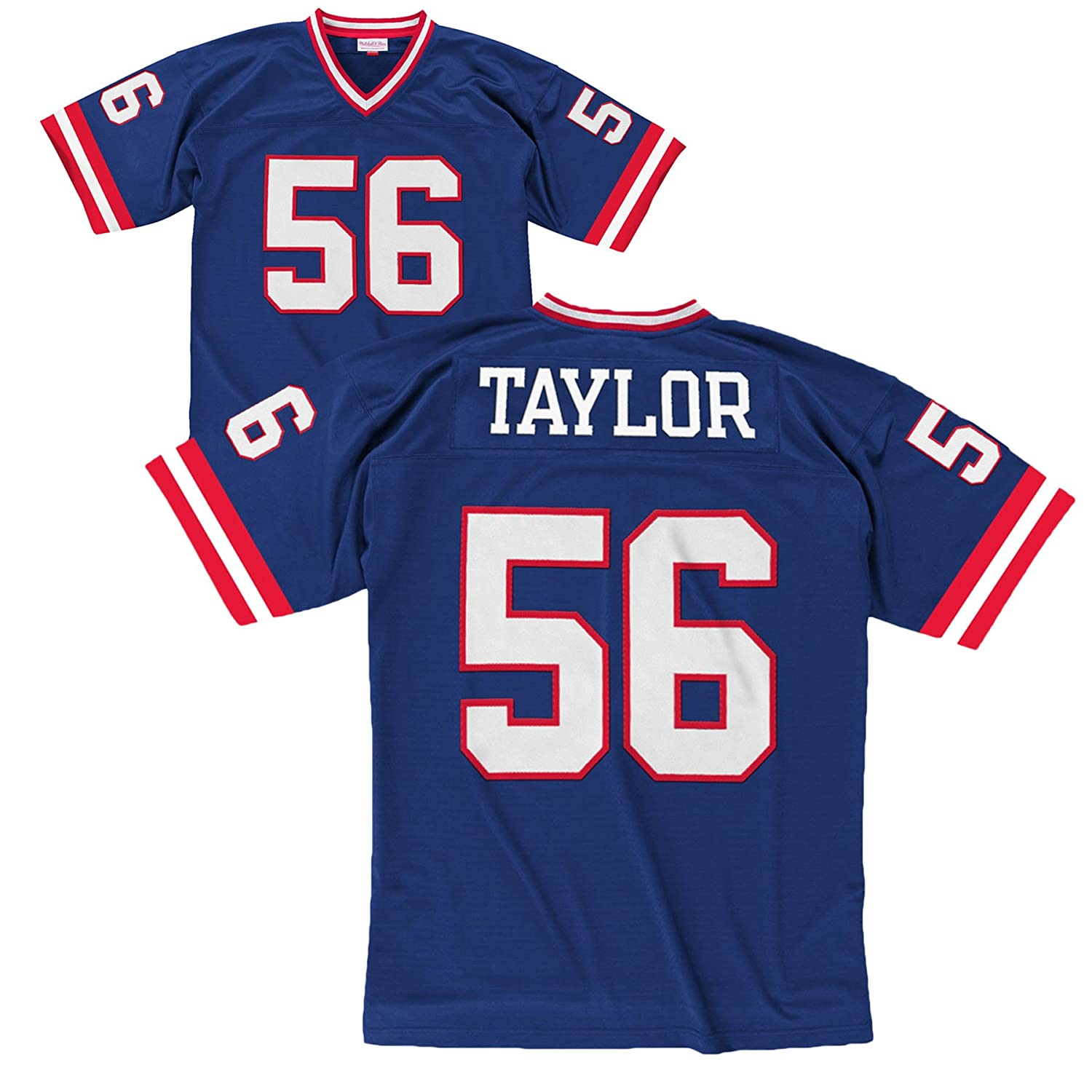 Amazon.com   Mitchell   Ness Lawrence Taylor York Giants Throwback Jersey    Clothing 0c9d9cc84