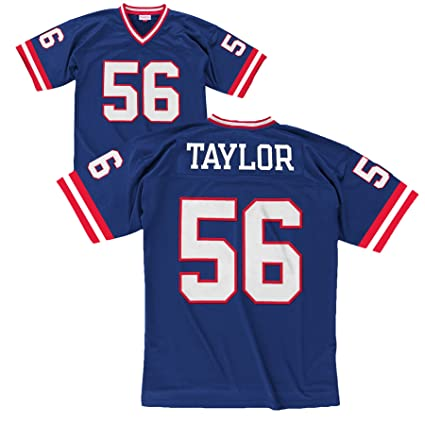 2ef46139caf Amazon.com : Mitchell & Ness Lawrence Taylor York Giants Throwback ...