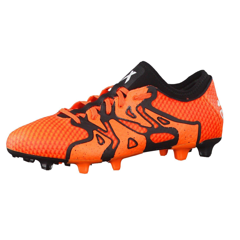 d9506fe7233d7 Amazon.com   adidas X 15+ Primeknit Fg/Ag Mens Football Boots Soccer ...