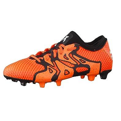 check out 30f74 9e302 adidas X 15+ Primeknit FGAG Mens Football Boots Soccer Cleats (UK 6.5