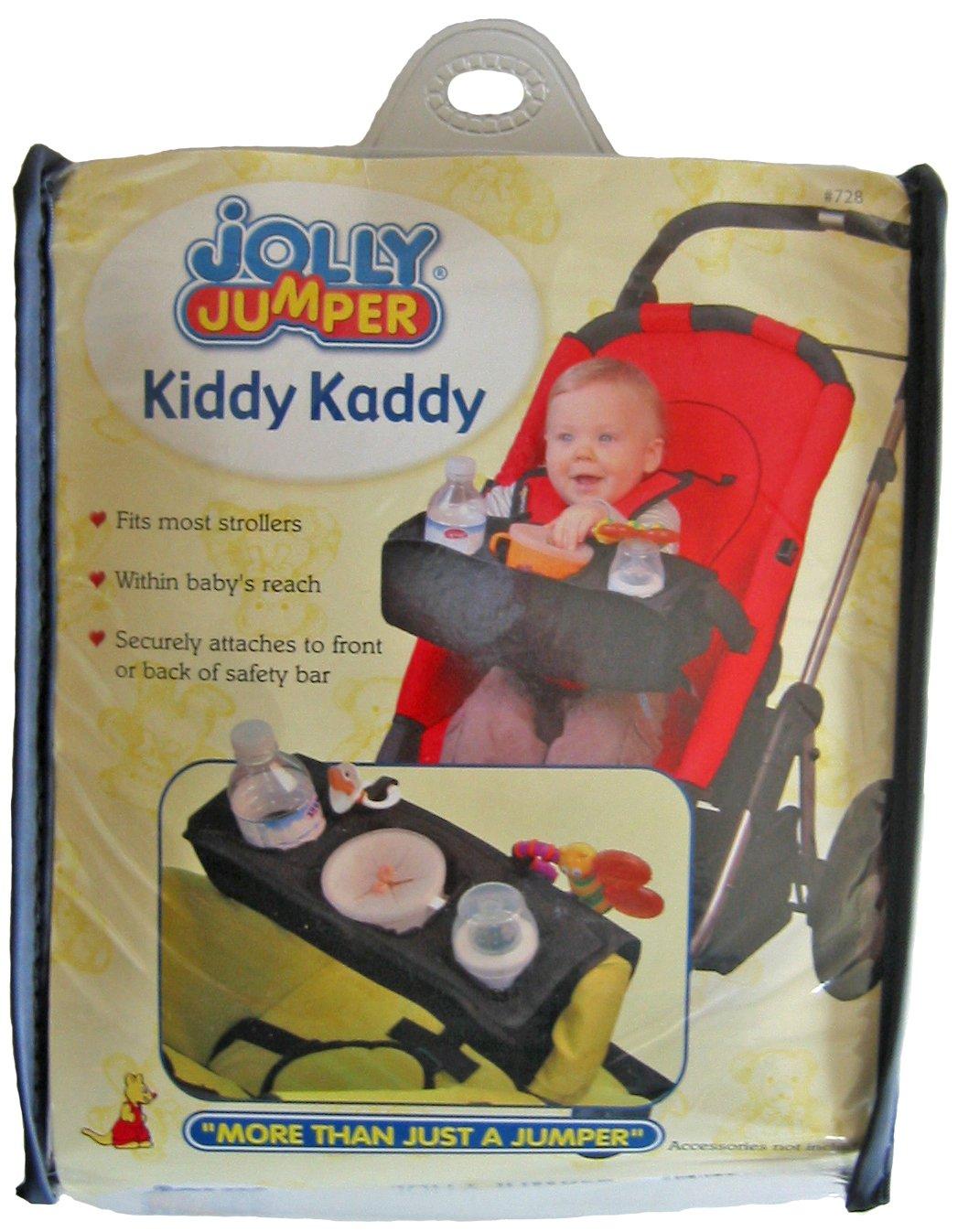 Jolly Jumper Kiddy Kaddy Stroller Snack Tray 728jj