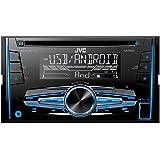 JVC KW-R520 Autoradio Noir