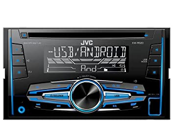 JVC KW-R520 Doppel-DIN USB/CD-Receiver mit: Amazon.de: Elektronik