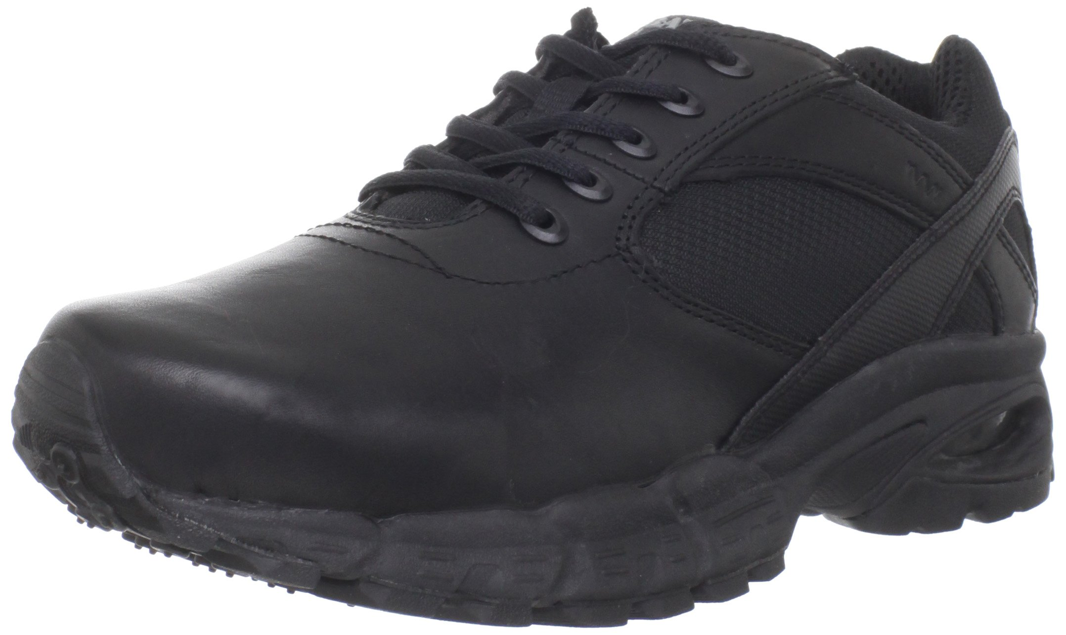 Bates Men's Delta II Sport ICS Technology Uniform Shoe, Black, 10.5 M US