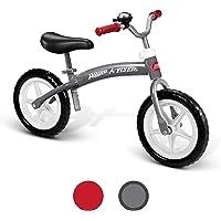 Radio Flyer Glide and Go Balance Bike (Gray)
