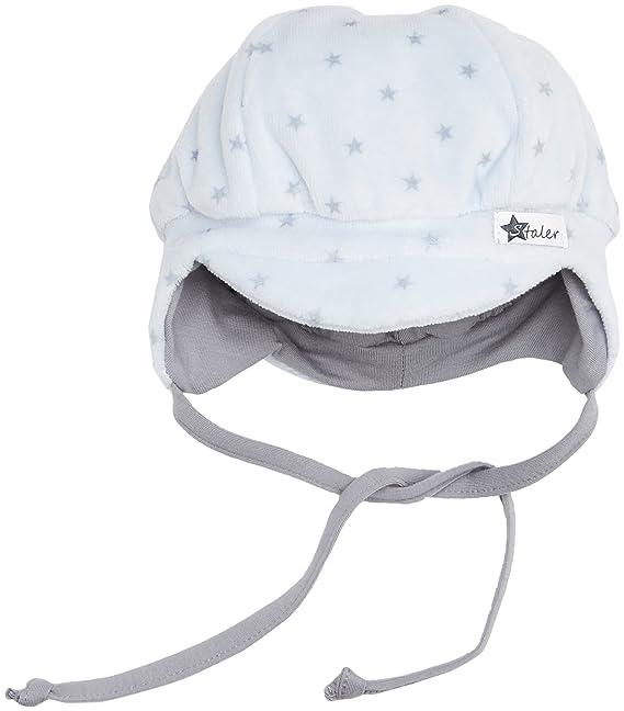 Sterntaler Baby-Jungen Schirmm/ütze M/ütze