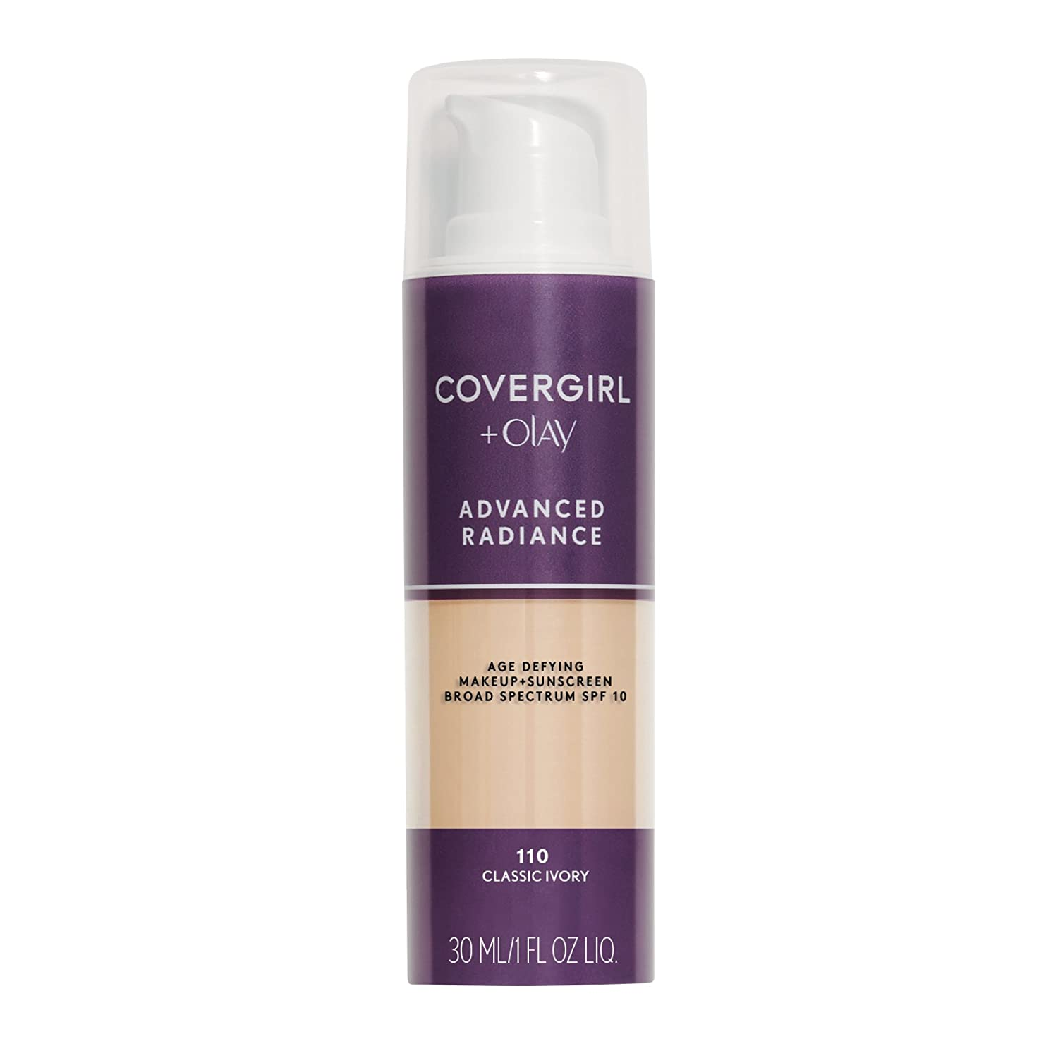 COVERGIRL - Advanced Radiance Age Defying Foundation - Packaging May Vary Coty CGRMQ8143
