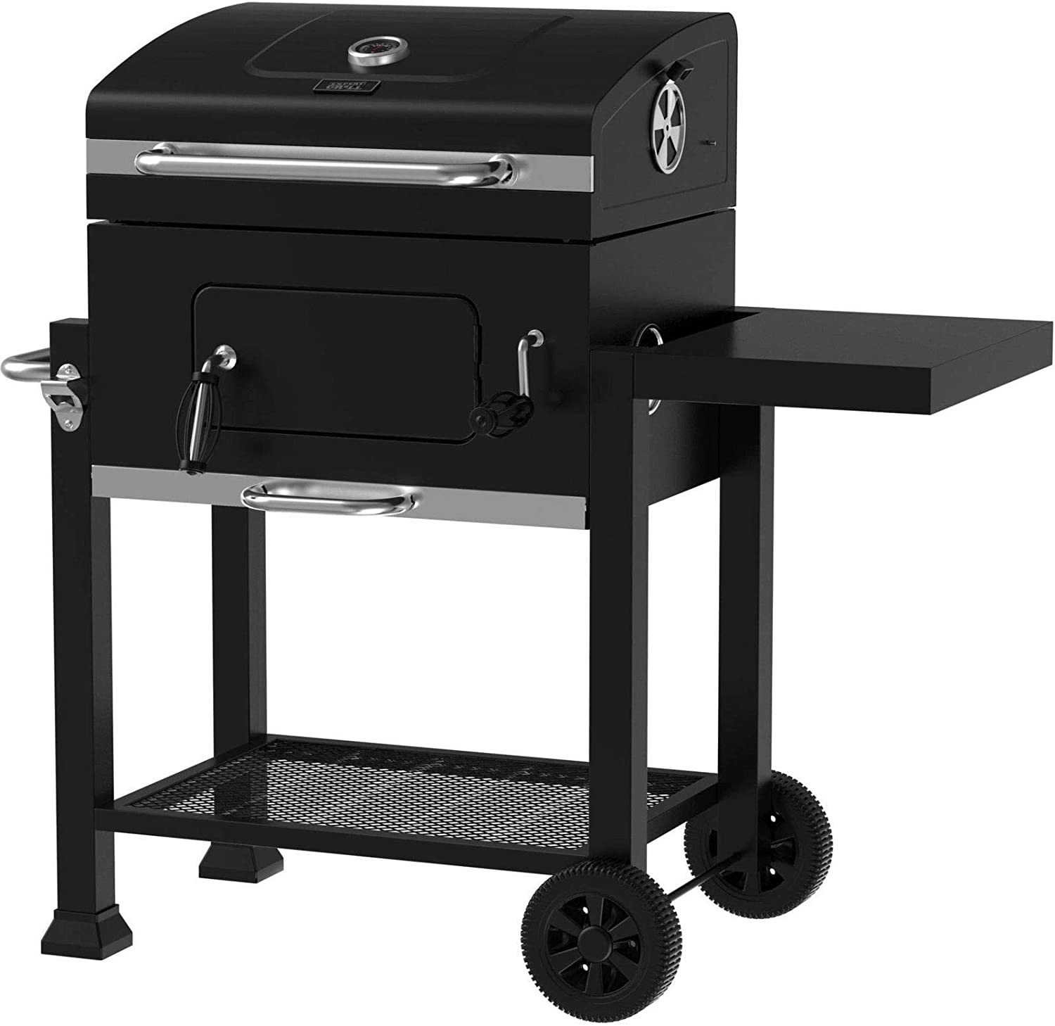 Best Heavy-Duty Grill: Expert Heavy-Duty Charcoal Grill, 24-Inch