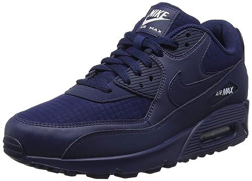 5eb70e0e7e Nike - Air MAX 90 Essential - AJ1285404 - El Color: Azul Marino - Talla