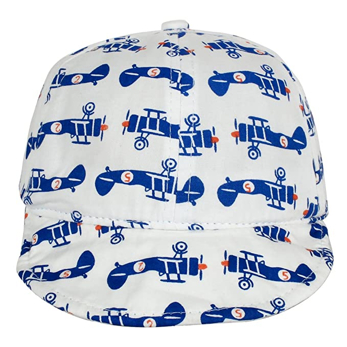 BabyShower Kids Cotton Hosiery Golf Cap for Boys   Girls (Age 0 - 2 Years 9ed402f65ec2