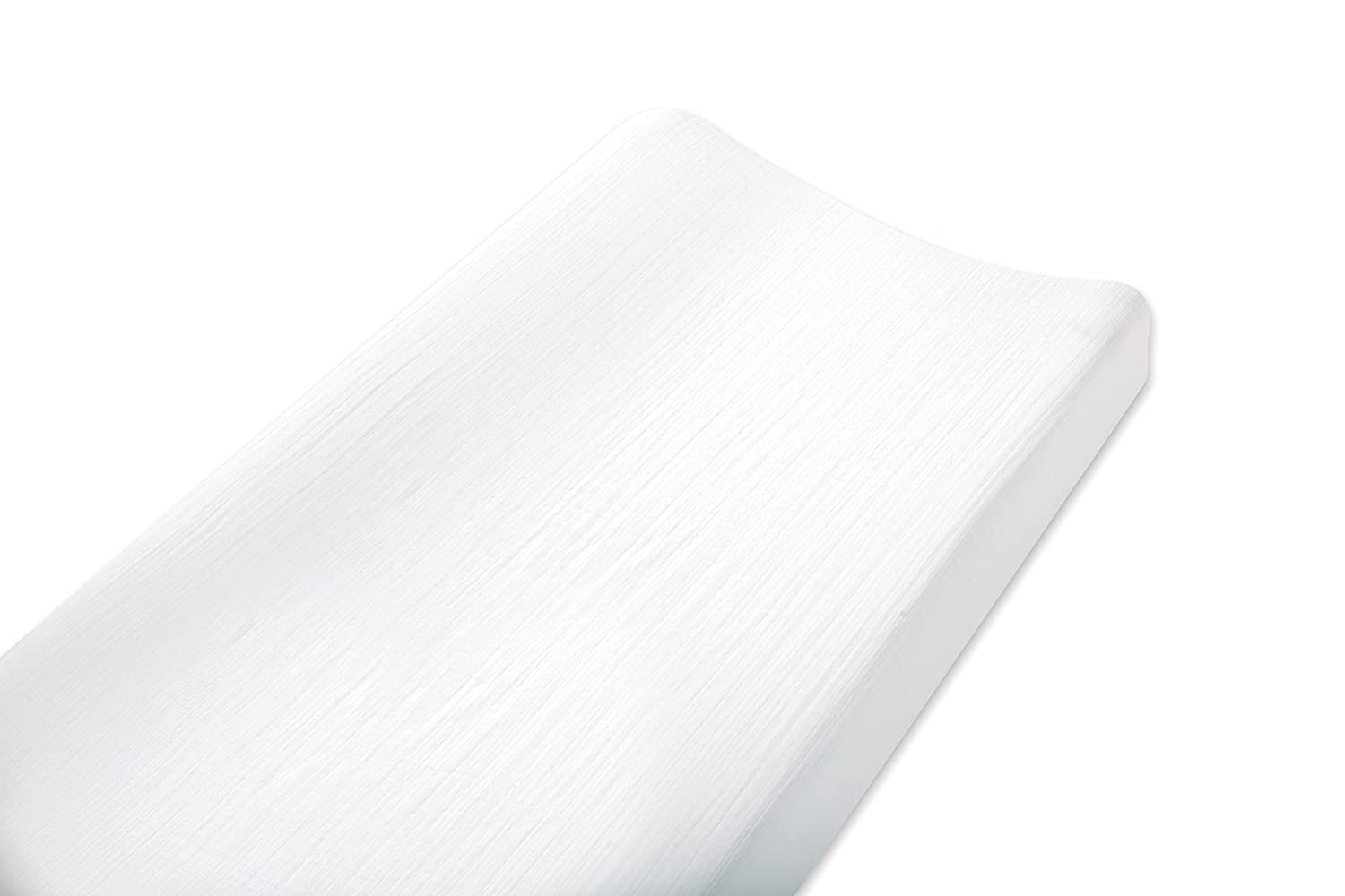 aden by aden + anais Changing Pad Cover, Solid White S857
