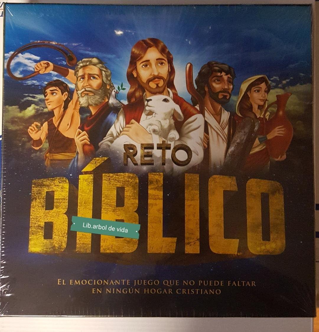 Reto Biblico Ahora con Realidad Aumentada: Amazon.es: Juguetes y juegos