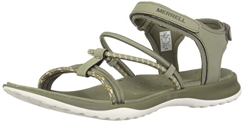 2edec6d6d9d4 Merrell Women s Sunstone Strap Sandals (11