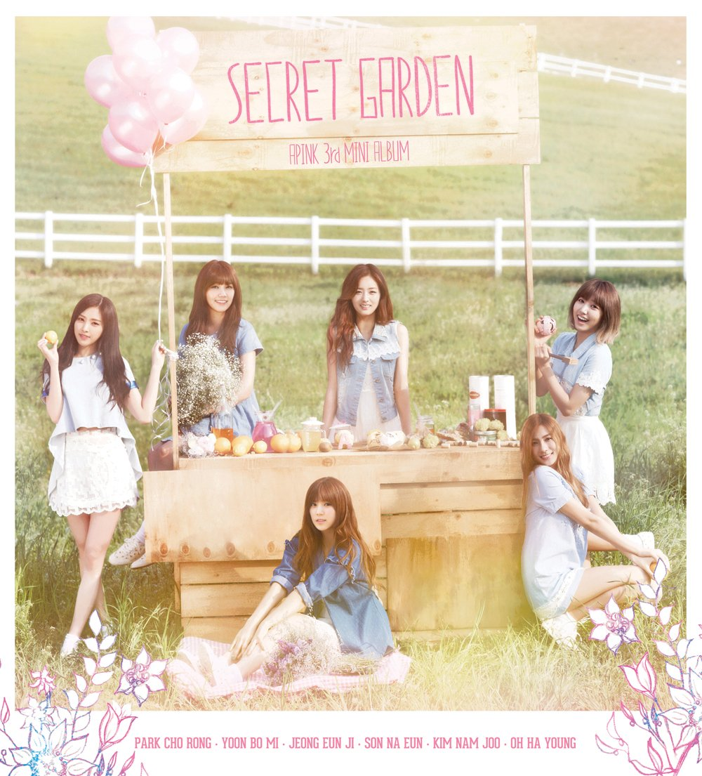 Secret Garden by Ais