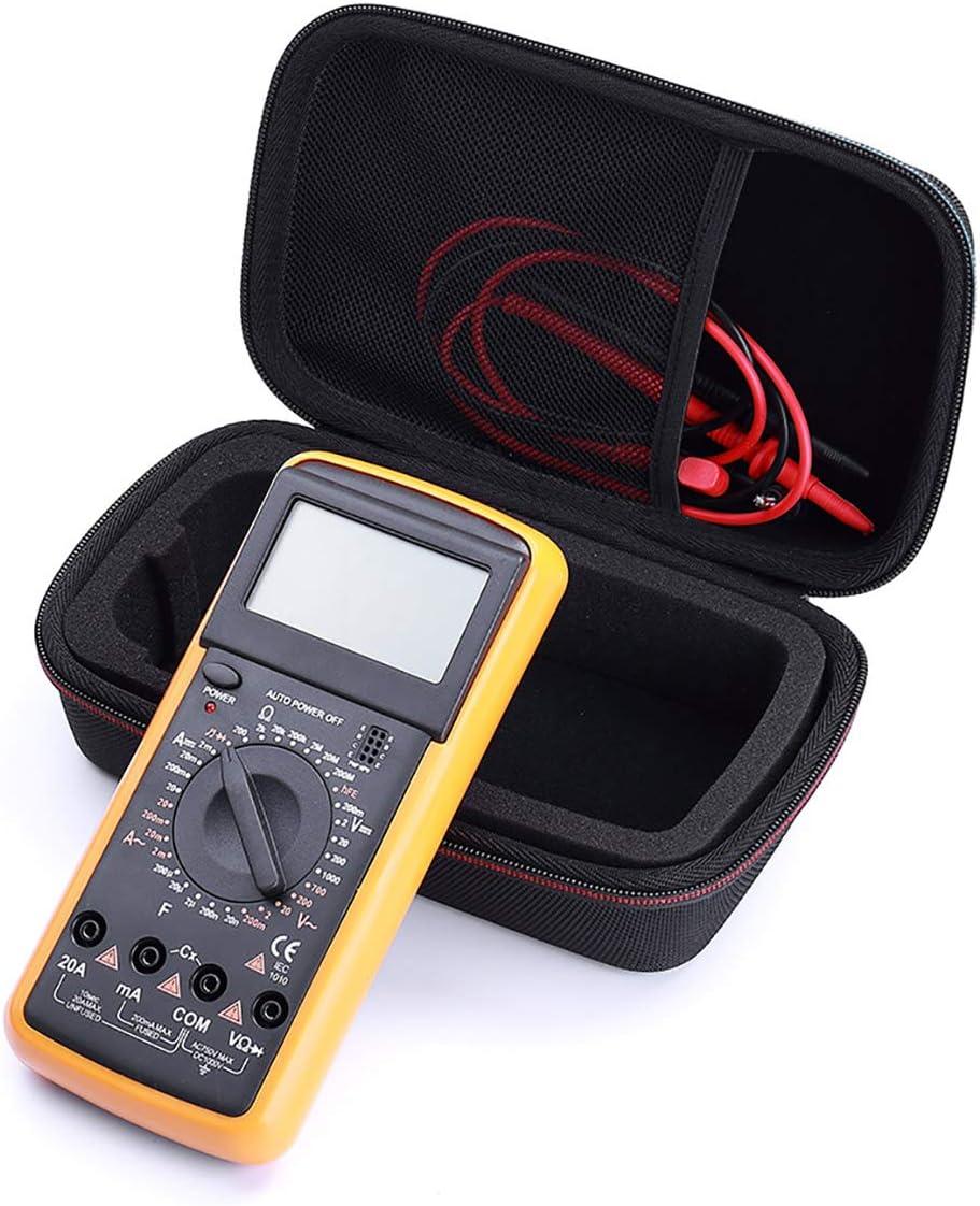 Black 101 Digital Multimeter 101 17B Oriolus Multimeter Case for Fluke 117 115 116 114 87-V 15b