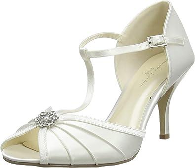 Paradox London Pink Perfume, Chaussures de Mariage Femme