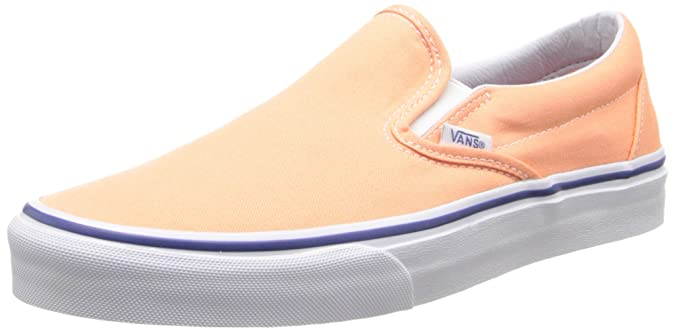 Damen Classic Slip-on, Grün, 42 EU Vans