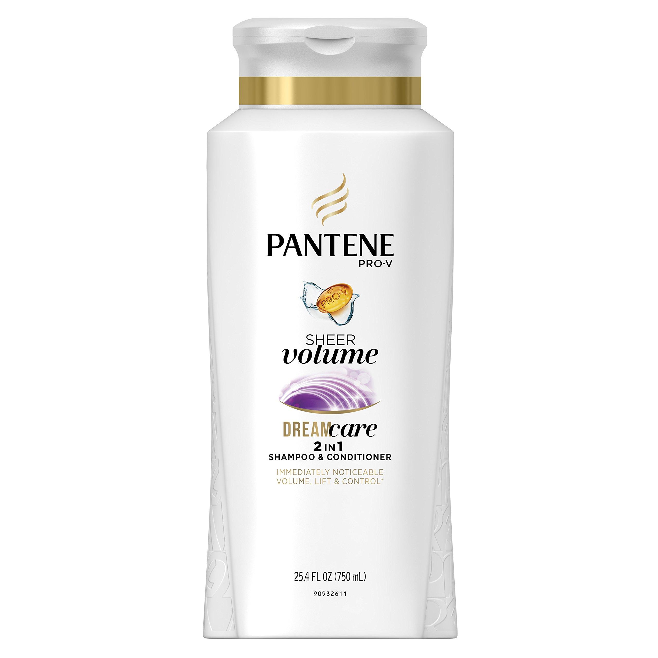 Pantene Pro-V Volume 2-In-1 Shampoo & Conditioner 25.4 Fl Oz by Pantene