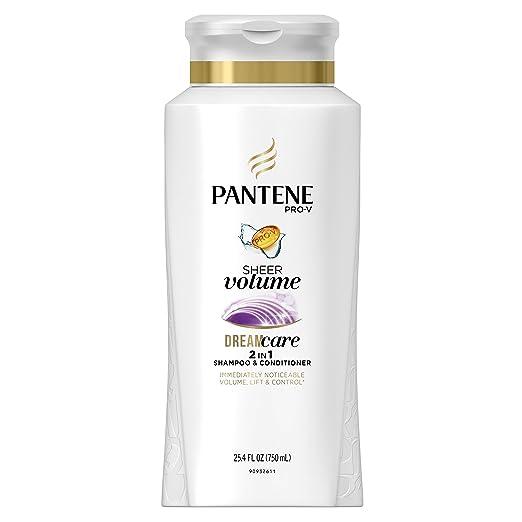 Pantene Pro-V Volume 2-In-1 Shampoo & Conditioner 25.4 Fl Oz