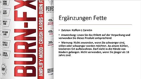 Burn Fx | Complex efervescent pentru arderea grasimii » ultragame.ro