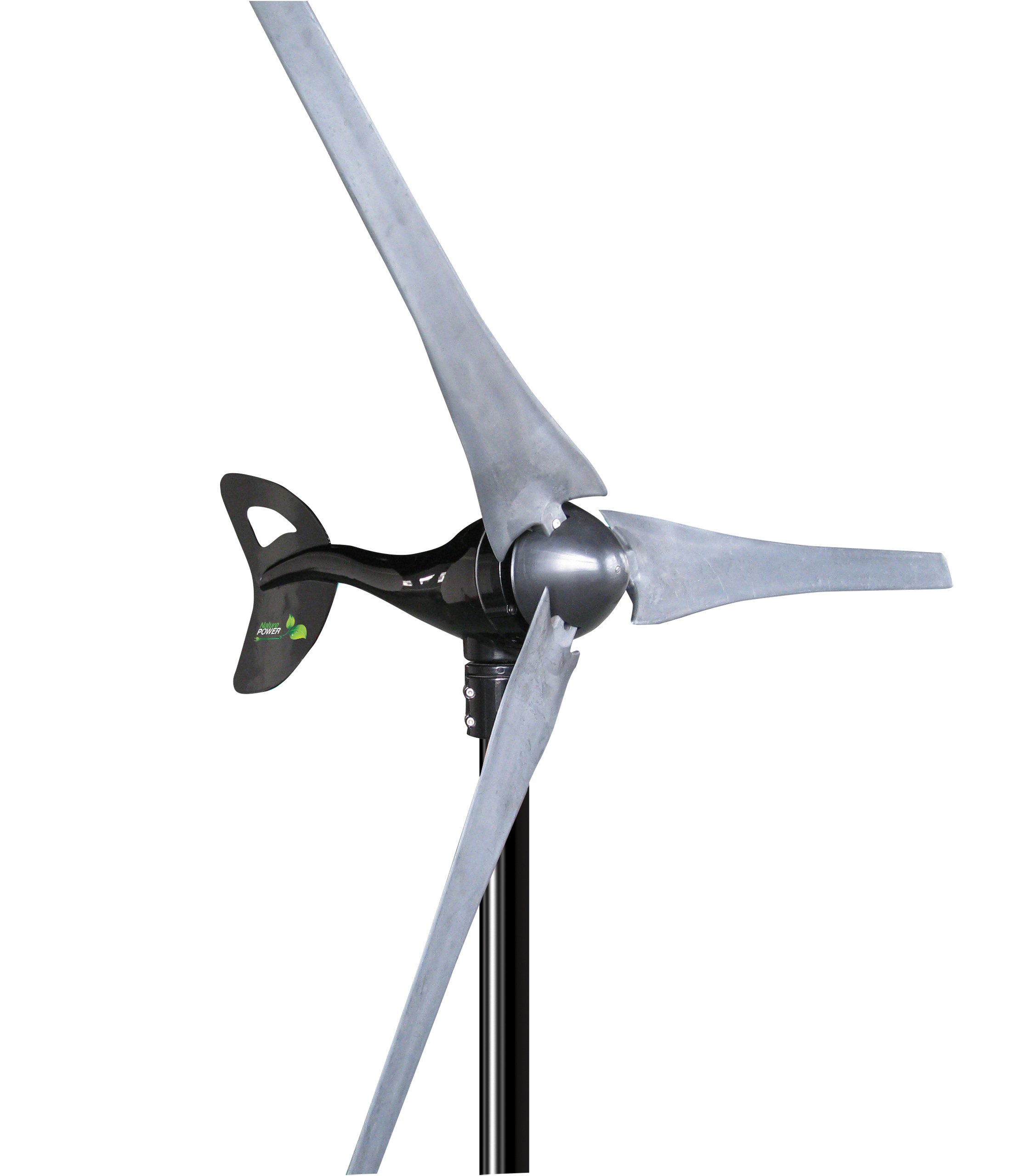Nature Power 70500 Wind Turbine with MPPT Charge Controller, 400-Watt