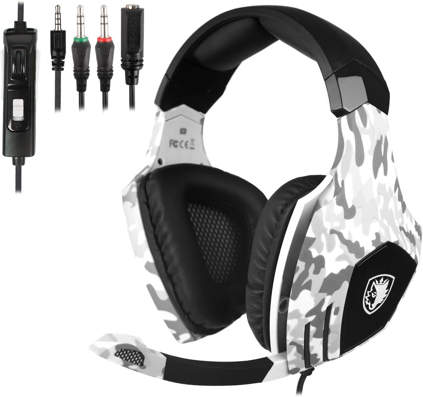Free Amazon Promo Code 2020 for SA618 Surround Sound Gaming Headset