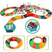 Circuitos de carreras de juguete para niños