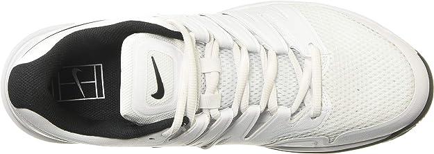 Nike Air Zoom Prestige HC, Chaussures de Tennis Homme, Weiß